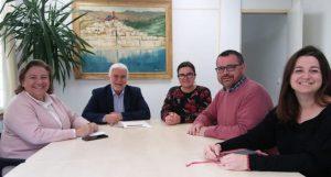 Altea y la UMH colaboran para impulsar una oficina de emprendimiento
