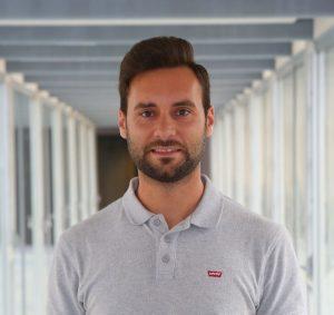 Antonio Marín. Técnico de Prototipado