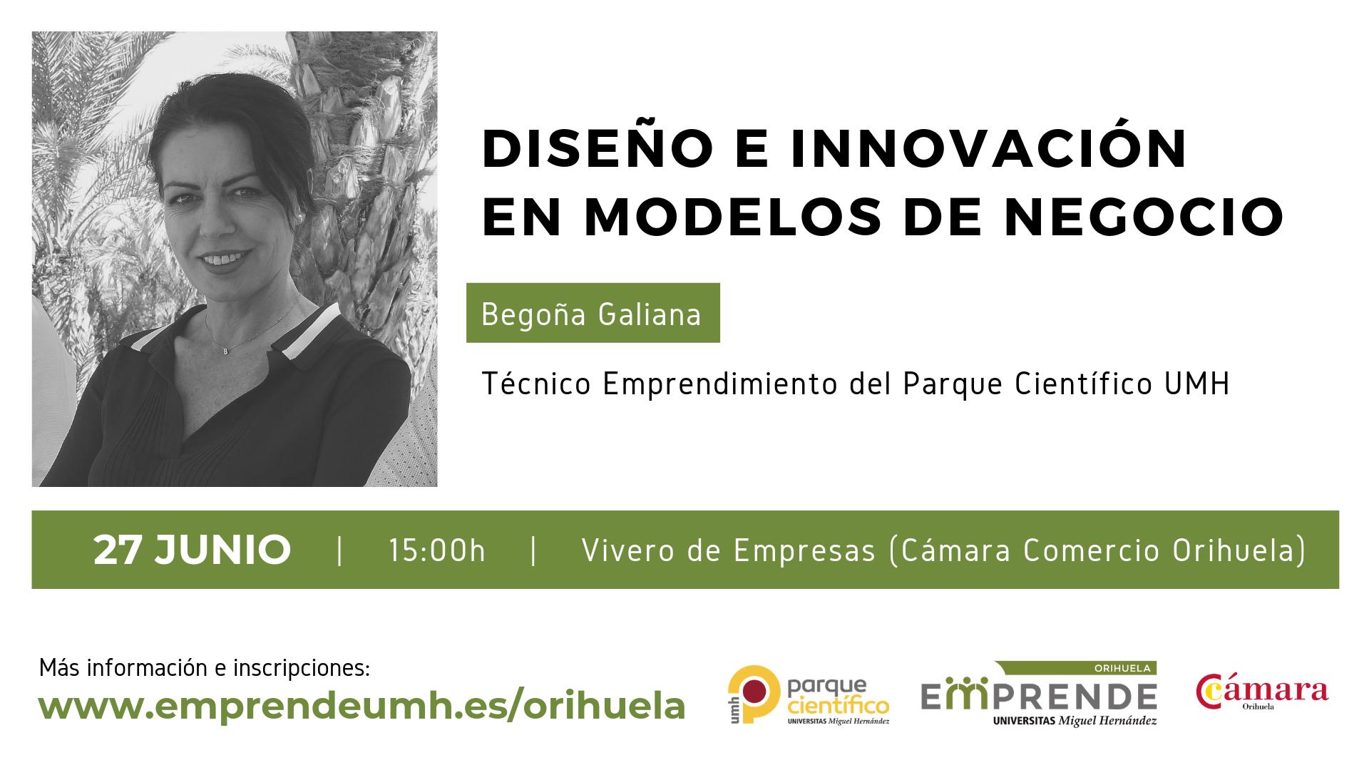 Arranca Orihuela Emprende con una jornada formativa sobre diseño de modelos de negocio