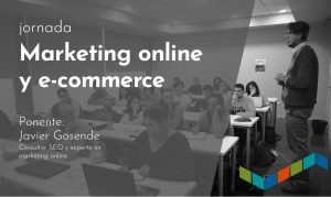 Javier Gosende Marketing online y ecommerce