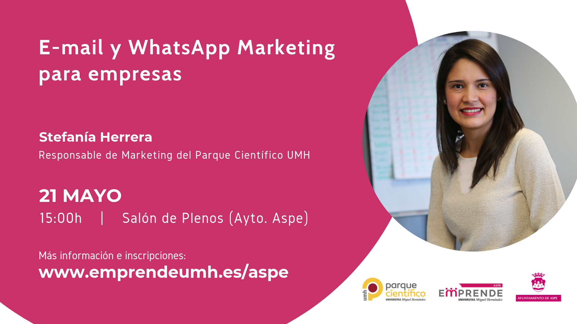 E-mail y WhatsApp Marketing para empresas